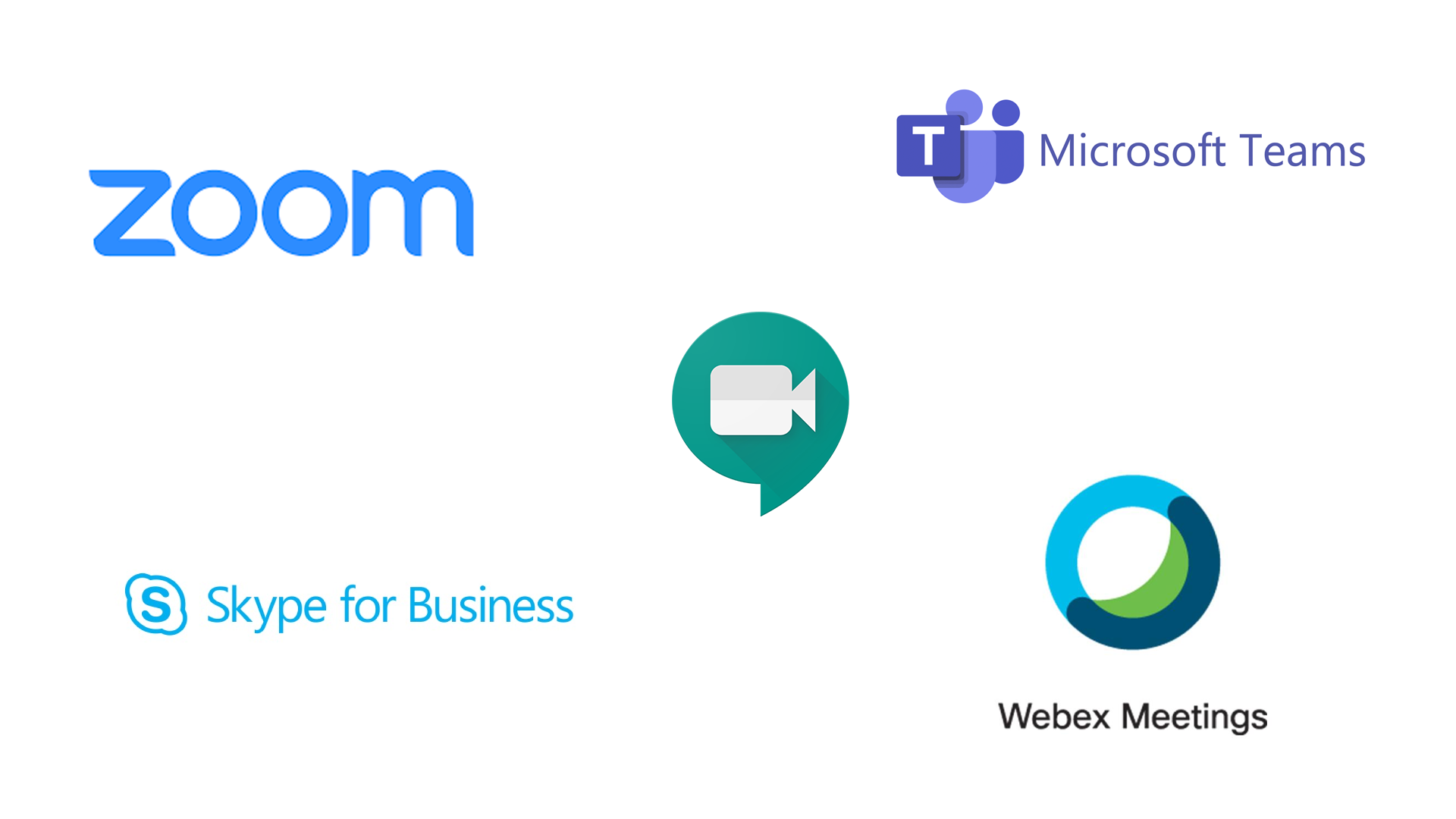 zoom,teams,skype,meet,webex meetings
